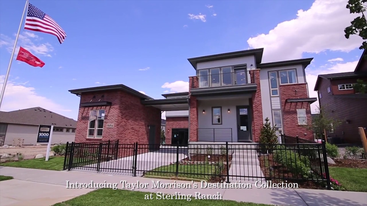 Denver Luxury Homes | Destination Collection At Sterling Ranch In  Littleton, CO