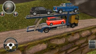 Offroad Transport Car Trailer Parking Drive #1 Android Gamer
