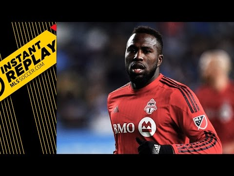 Instant Replay | Did Jozy deserve a red card?