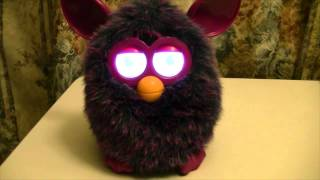 DON'T PULL FURBY'S TAIL!