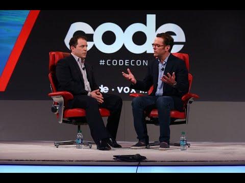 21st Century Fox CEO James Murdoch | Full interview | Code 2018