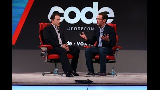 21st Century Fox Ceo James Murdoch | Full Interview | Code 2018