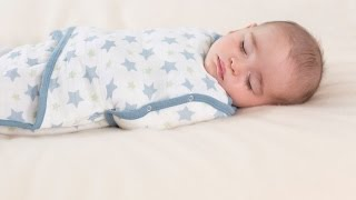easy swaddle  simplify the act of swaddling