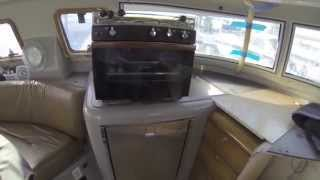 SE1 EP6. Fountaine Pajot Catamaran Blue Water Refit, part 3. Sailing Trio Travels.