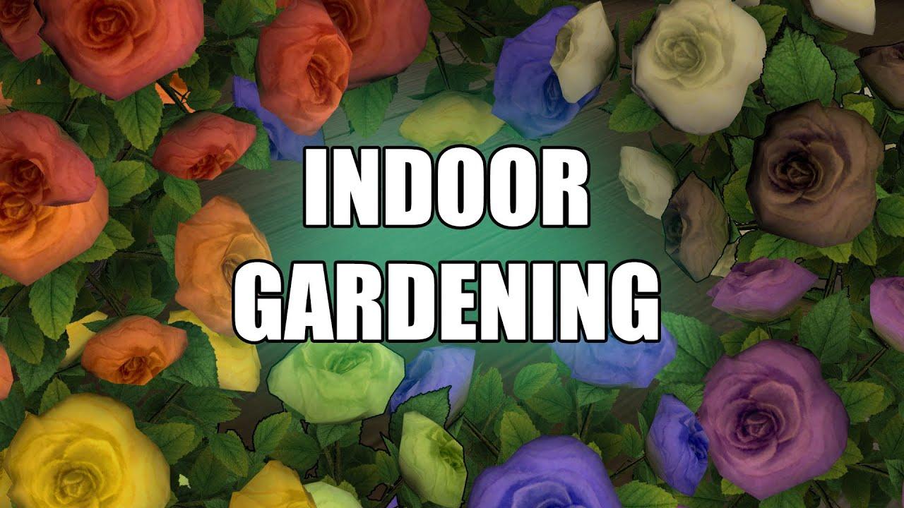 Ffxiv flower pots indoor gardening guide youtube for Indoor gardening flowers