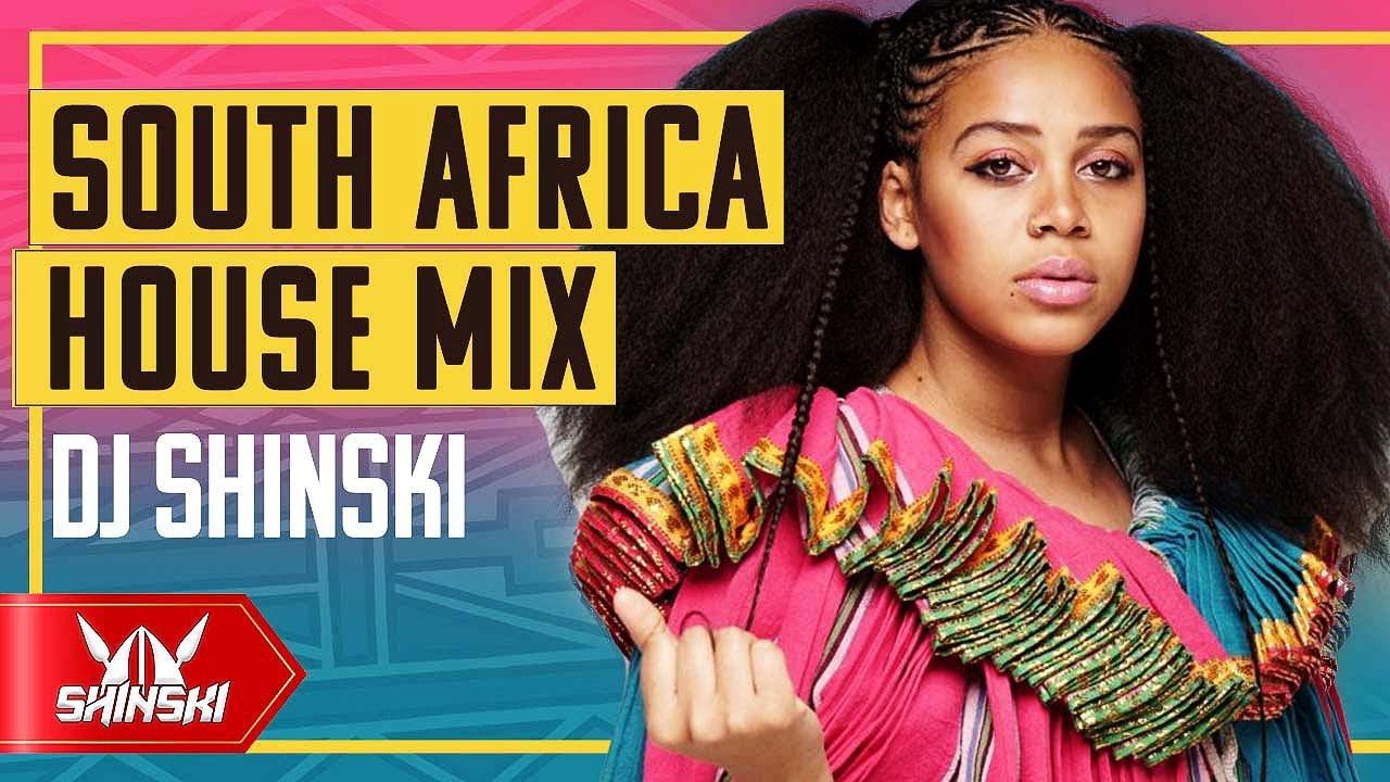 Download South African House Workout Mix GQOM   Dj Shinski [Master KG, Sho Madjozi, Maphorisa, Heavy K]