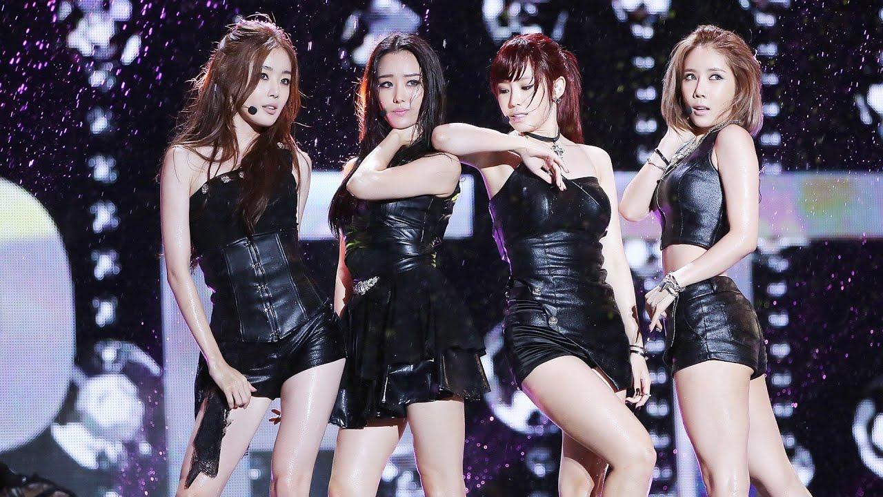 (MV) Secret (시크릿) \u0026 Song Ji Eun Evolution  2009 - 2020