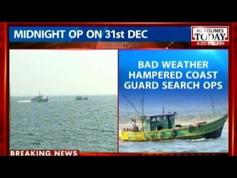 Suspicious Pakistani ship blows itself after being chased by