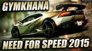 Need for Speed 2015 - Lamborghini Huracan - Blue Kobra Blitz (Med)