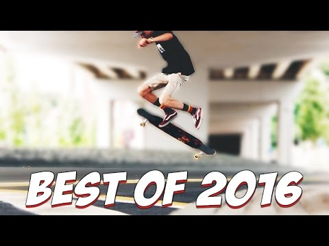 Thumbnail: Hans Wouters BEST OF 2016 | Longboard Dance x Freestyle