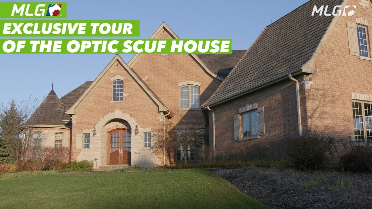 Optic Gaming House Tour