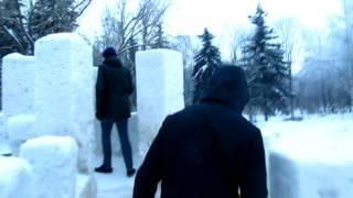 Снежный  замок  Святослава в г. Жуковский(Федерация Миксфайта www.m-m-a.ru http://vk.com/russianfullcontact., 2013-01-20T20:15:55.000Z)