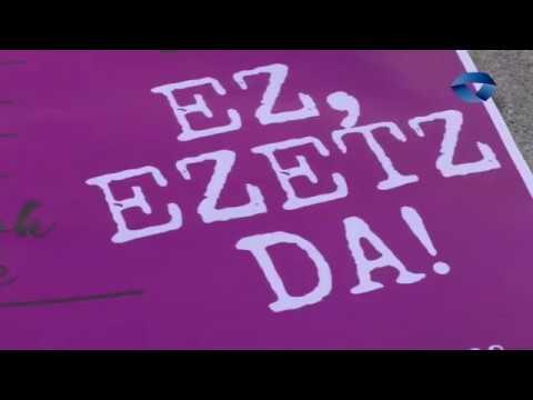 Gernikako Mugimendu feministak jaietarako eraso sexisten aurkako protokoloa aurkeztu