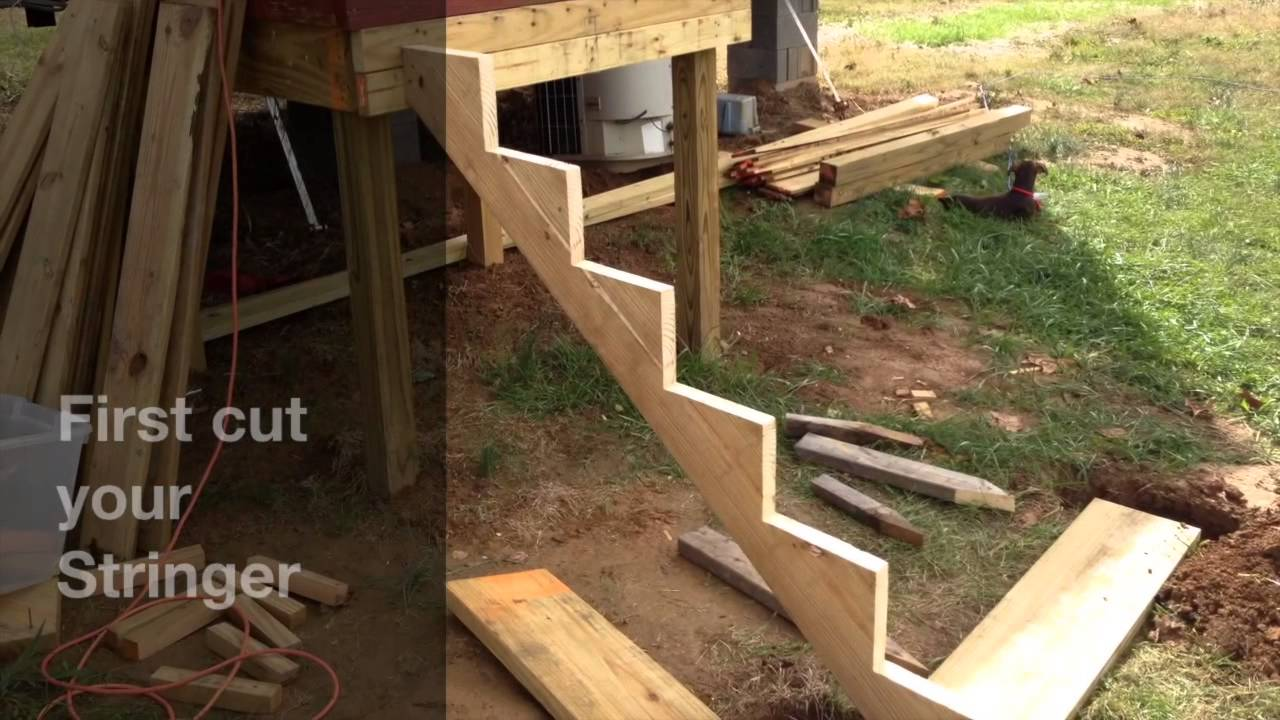 How to build a deck for mobile home howsto co for How to build a front porch on a mobile home