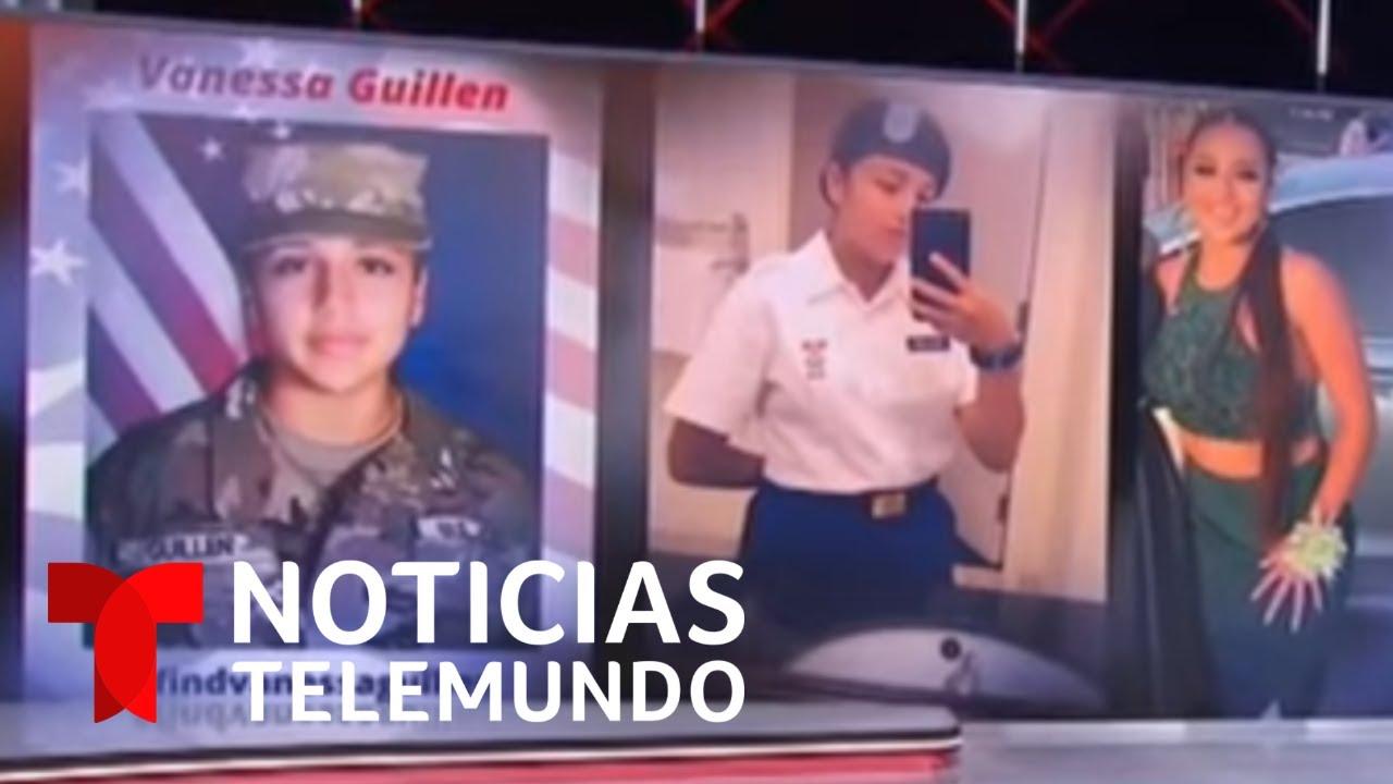 Sigue sin conocerse el paradero de la soldado latina Vanessa Guillén | Noticias Telemundo