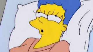 Marge and Ned | Dark Simpsons