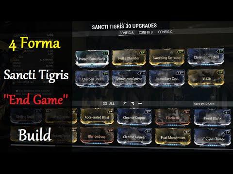 Warframe Nidus End Game Builds