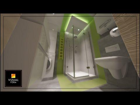 Projekty Małych Wnętrz łazienek W Bloku Pięć Pięknych Pomysów