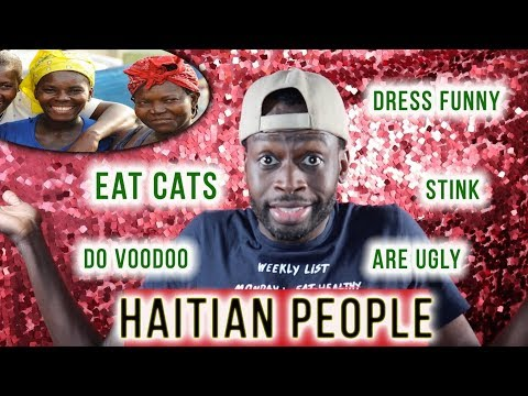 Haitians Treated BAD - Growing Up In Miami