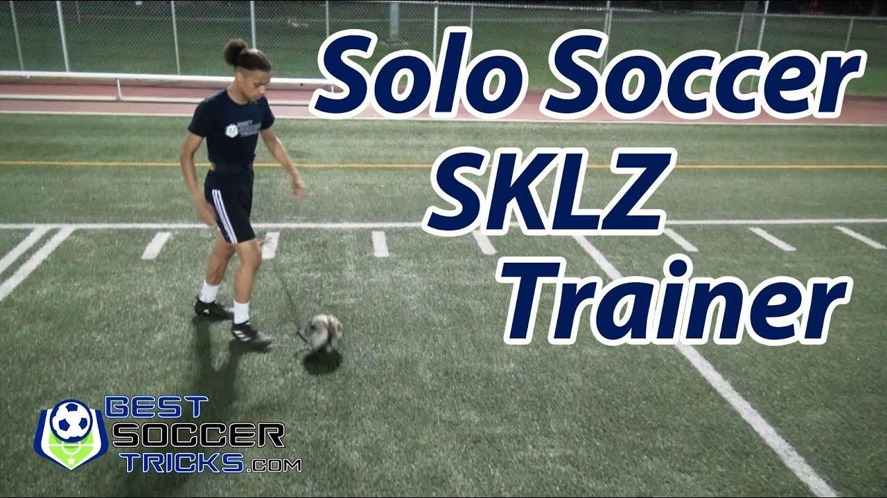 SKLZ Star Kick Solo Soccer Trainer
