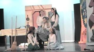 Fiddler on the Roof: Daughters