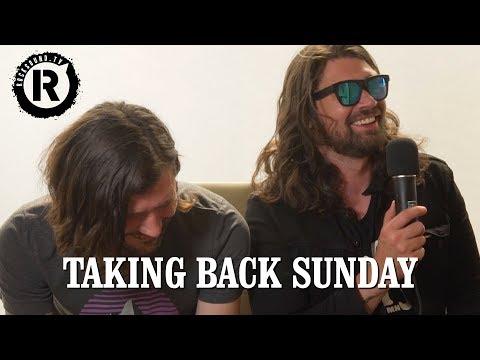 Taking Back Sunday Talk New Album Plans & Weird Merch Ideas Mp3