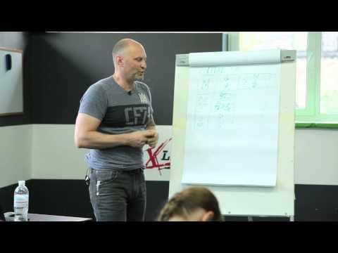 Планирование тренировок в кроссфит - Сергей Романюк
