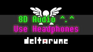 Deltarune Chapter 1 Full OST [8D]
