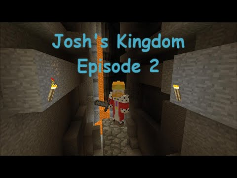 Minecraft PS4 - Josh's Kingdom Episode 2