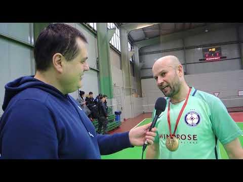 Каменчук Владимир  І Нафтогаз України 0:7 WindRose І  Бизнес Лига 2017-2018
