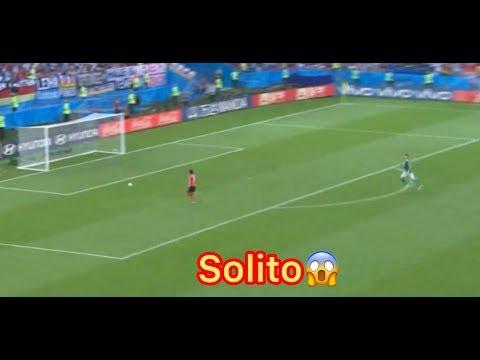 Gol de Son Heung Corea del Sur vs Alemania mundial 2018