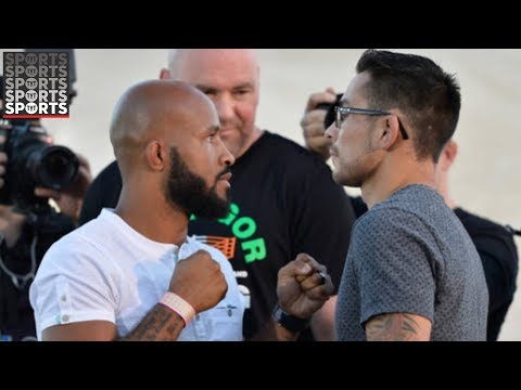 UFC 215 Main Event Cancelled [Mighty Mouse Record Moment on Hold]