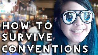 Surviving Your First Convention