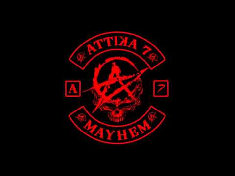 MAYHEM - Attika 7 (bonus track version of Blood of My Enemies)