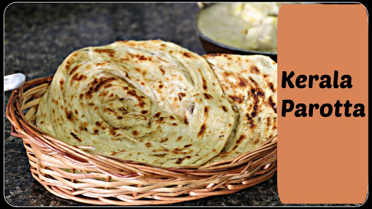 how to prepare parotta in telugu