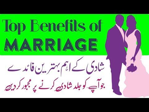 Top 10 Benefits of Marriage