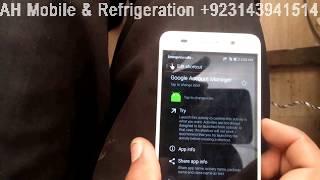 Huawei Y6 SCC U21 FRP Remove