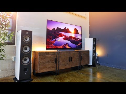 Download Youtube: The INSANE $13,000 4K TV Setup!