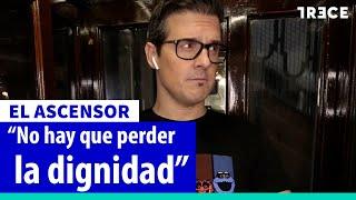 """'El Ascensor': """"Viajar lejos está sobrevalorado"""""""