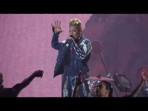 P!nk - What About Us - live V Festival 2017