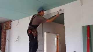 видео Дверная арка своими руками в деревянном доме
