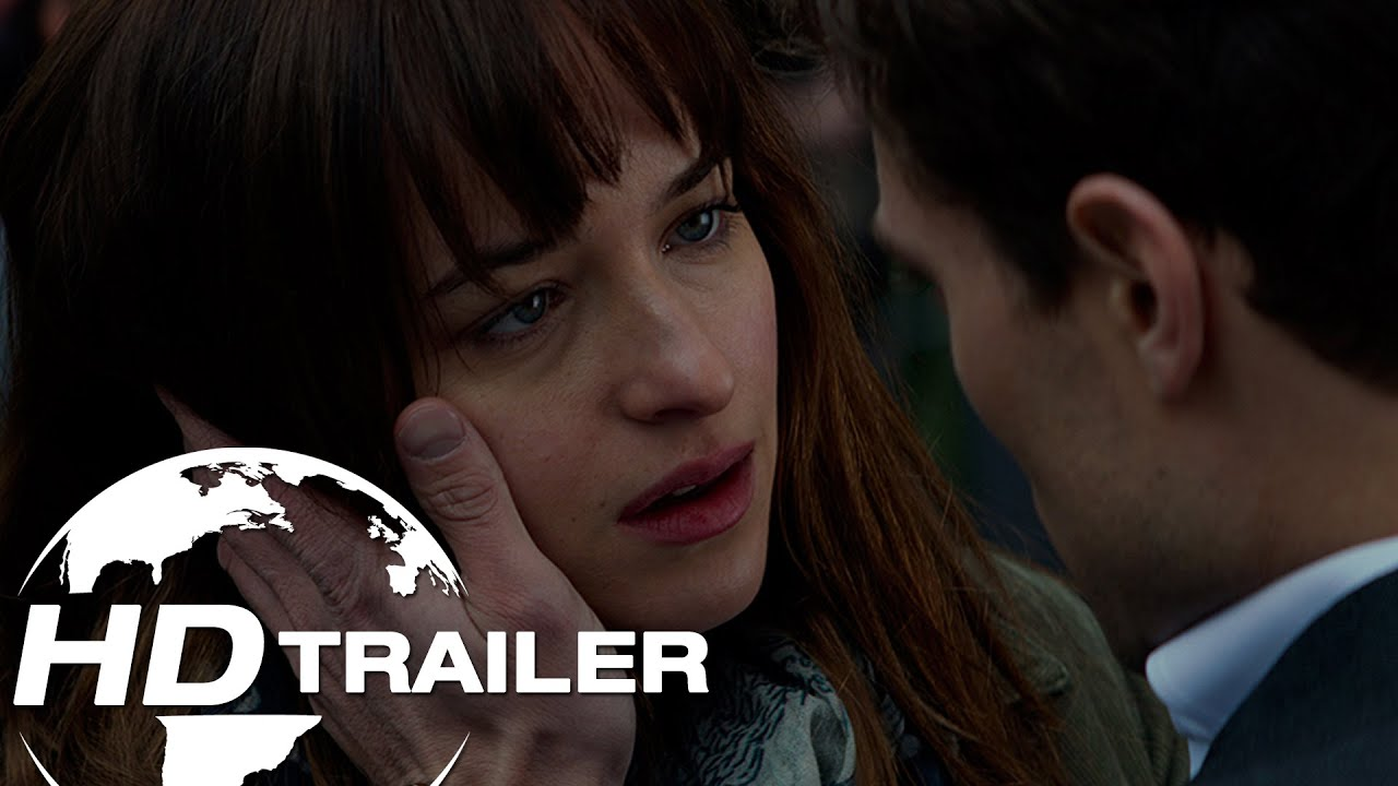 Fifty Shades of Grey - Officiële Trailer 2 [HD]