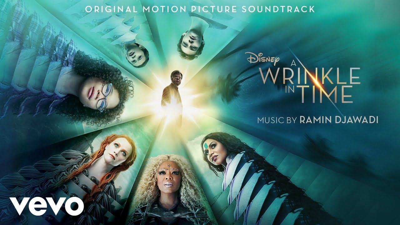 "Ramin Djawadi – Tesseract (From ""A Wrinkle in Time""/Audio Only)"