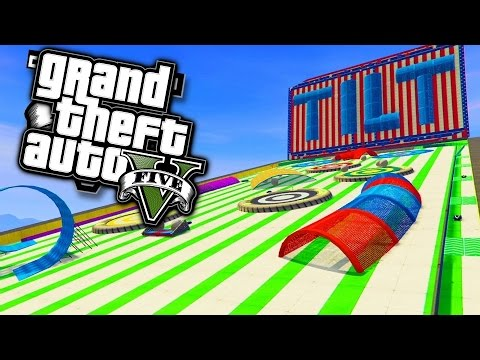 Thumbnail: PINBALL TABLE RACE! - GTA 5 Funny Moments #643