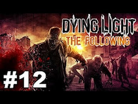 Dying Light The Following 12.Bölüm - Dedektif Crane Türkçe ( Full HD )