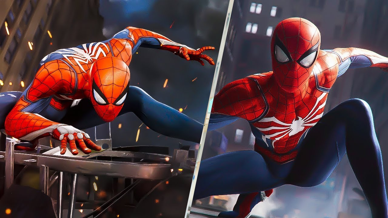 Spiderman juegos