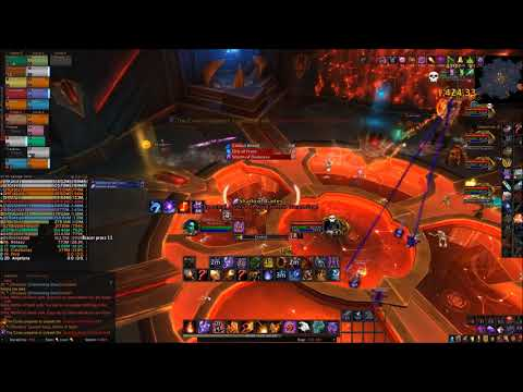 Mythic The Coven of Shivarra - Antorus, the Burning Throne (PTR) Fire Mage PoV