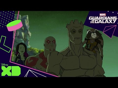 Guardians of The Galaxy | Bad Moon Rising  Season 1 | Disney XD