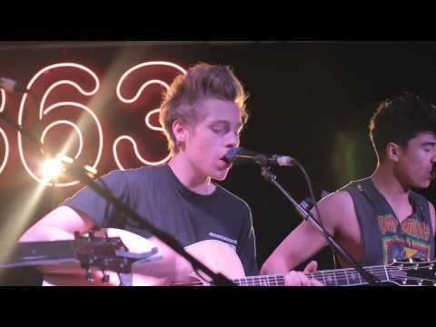 5 Seconds Of Summer - 'She Looks So Perfect' Live @ 363 Oxford Street