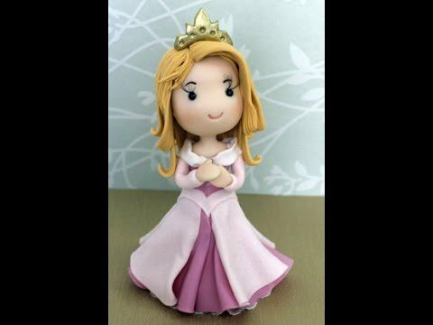 Princesa Aurora - Biscuit